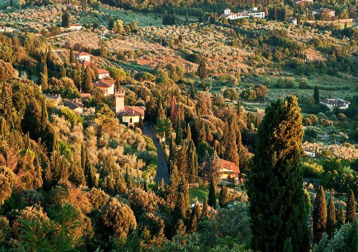 Questo pomeriggio andremo con i nostri studenti di italiano a Fiesole, centro turistico famoso per la bellezza del paesaggio circostante e per le sue ricchezze storiche e culturali. Ci vediamo alle 15,00 in segreteria della nostra scuola di Firenze