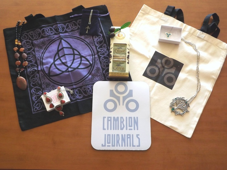 Rage of Augustus Main Prize. Tote bags - Pendants - Jewelry - herbal soaps - mouse mats - Gaea Amulet