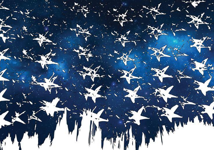 гр образ 5 космос звезды тушь