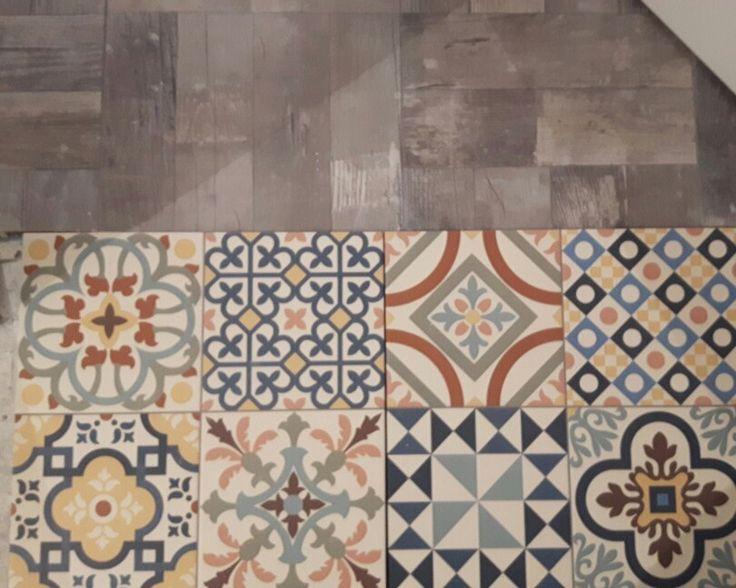 My new love! #ceramic #gayafores #heritage #heritagemix #ournewhome #myproject #myfloor #design #interiordesign