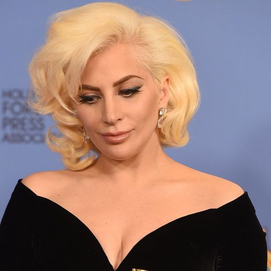Lady Gaga Talking About Her Music at the Golden Globes 2016