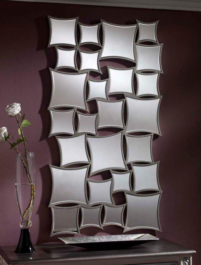 Las 25 mejores ideas sobre espejos decorativos para sala for Espejo grande pared precio
