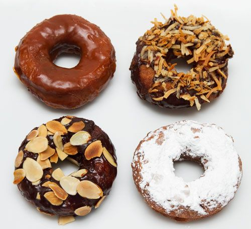 """The Brindle Room (""""Wonder City Coffee and Donut Bar""""--clearly a cheat meal)"""