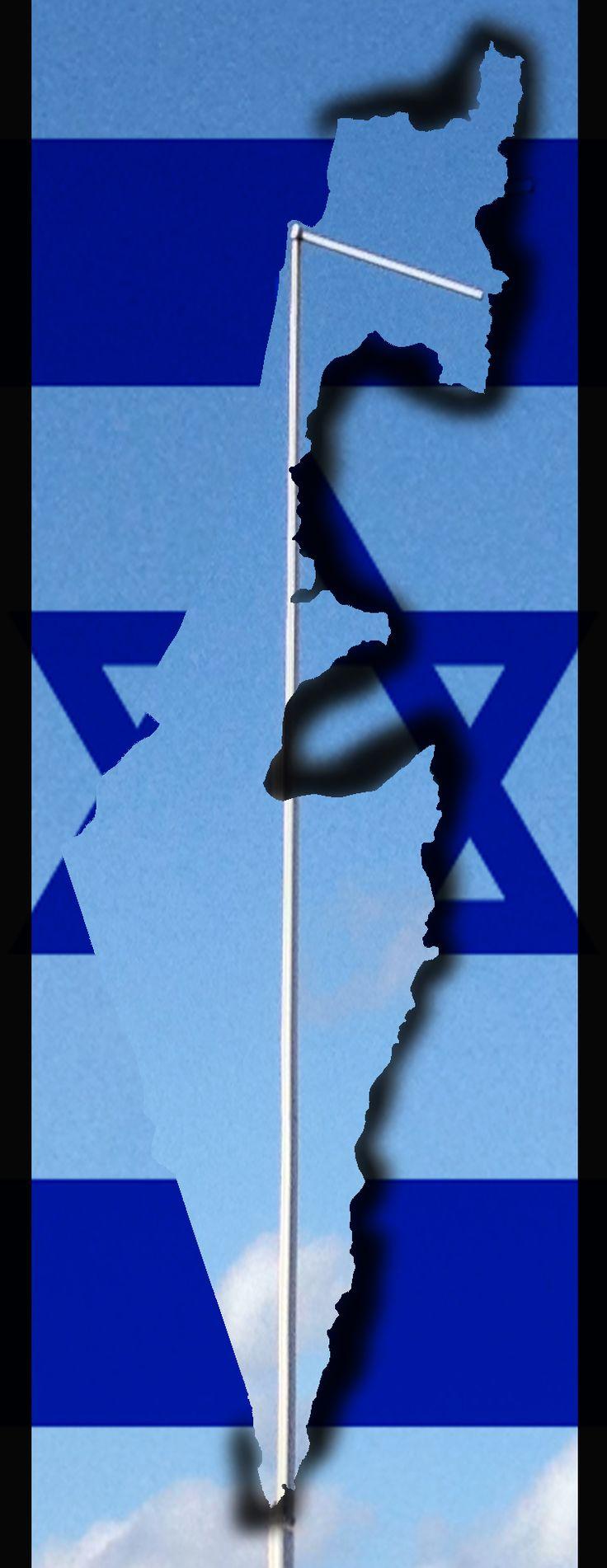 (Yisrā'el) et מְדִינַת יִשְׂרָאֵל (Medīnat Yisra'el), en arabe إِسْرَائِيلُ (Isrā'īl) et دولة إسرائيل (Dawlat Isrā'īl), MAP ISRAEL