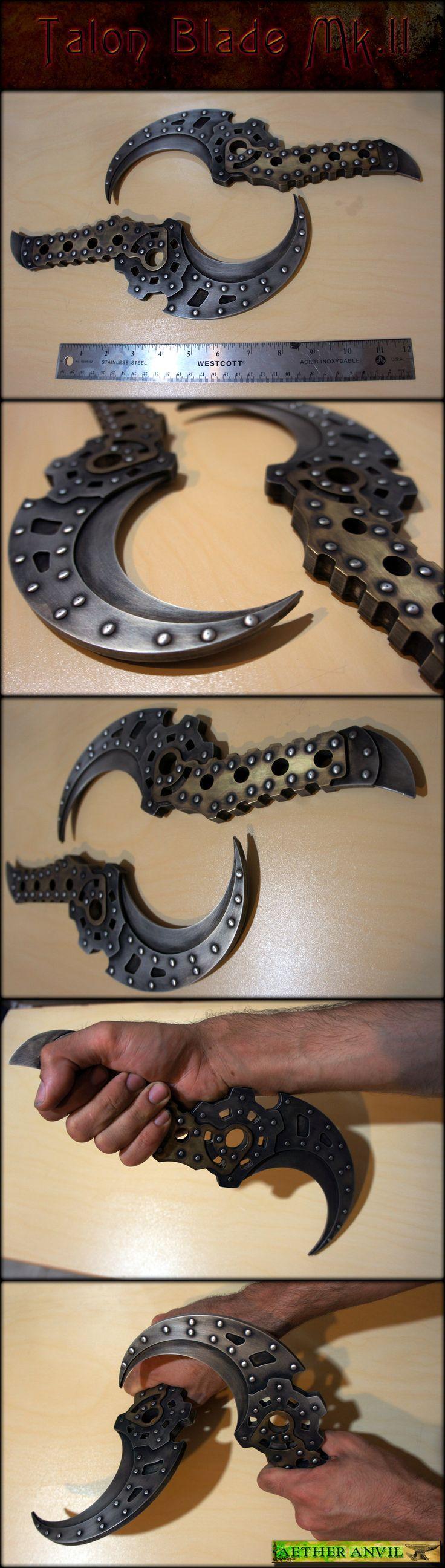 Talon Blade Mk.II by epicfoam.deviantart.com