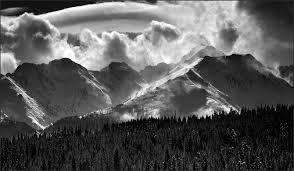 Resultado de imagen para paisajes a blanco y negro
