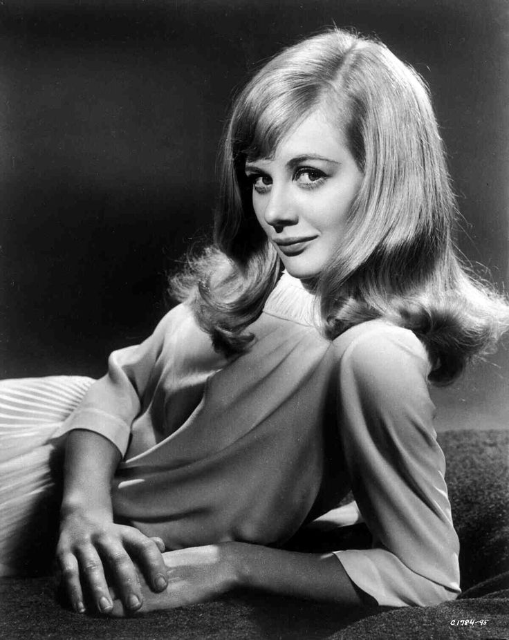 Sweet Bird of Youth  Medium publicity shot of Shirley Knight as Heavenly Finley.