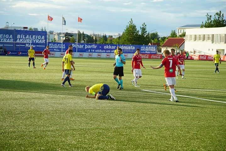 Valur Reykjavik vs Brøndby