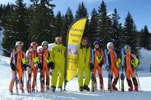 St Swithuns ski slaine