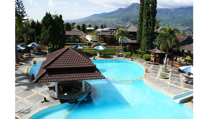 Hotel Purnama di Malang, Indonesia