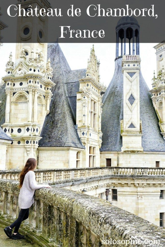 The Goddess in Paris at the Chateau de Chambord, France