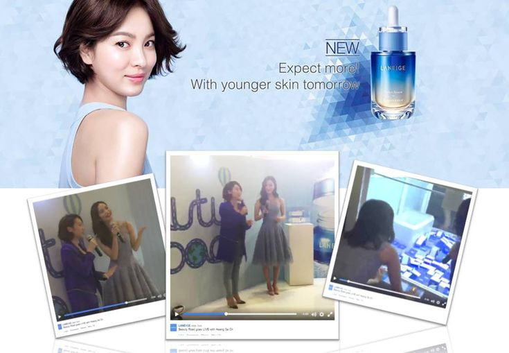 IH Digital, a reputable digital agency in Singapore, did a live Facebook video and event video coverage of Laneige Beauty Road in Singapore.
