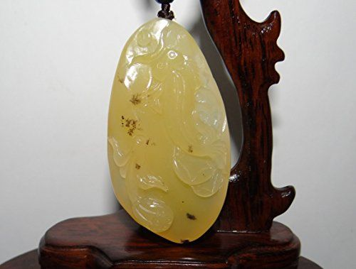 "2.4""China Certified Nature Nephrite Hetian Jade Lucky Mag... https://www.amazon.com/dp/B01M1DEHLB/ref=cm_sw_r_pi_dp_x_3nj-xbF6P0S2H"