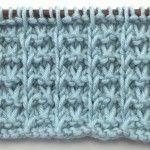 How to Knit the Whelk Stitch (New Stitch a Day)