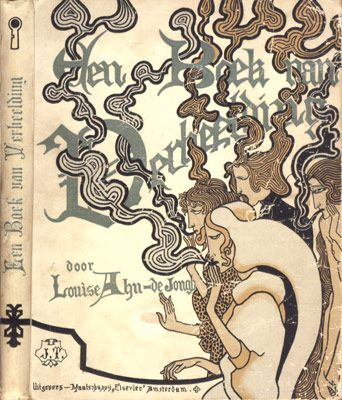 Jan Toorop, Een boek van verbeelding - 1893