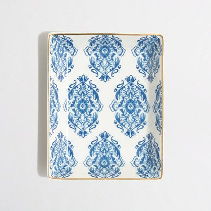 Factory paisley jewelry tray - Phone Cases & More - FactoryWomen's Accessories & Bags - J.Crew Factory