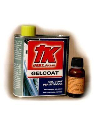 Gelcoat per ritocco - Lattina da 250 ml