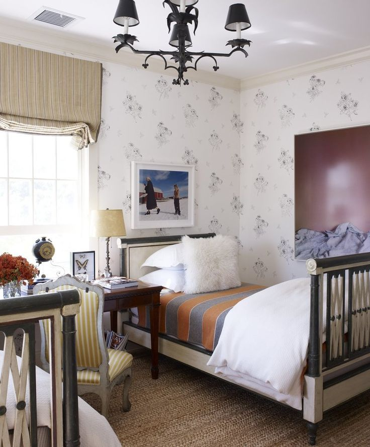 Brian J McCarthy bedroom design