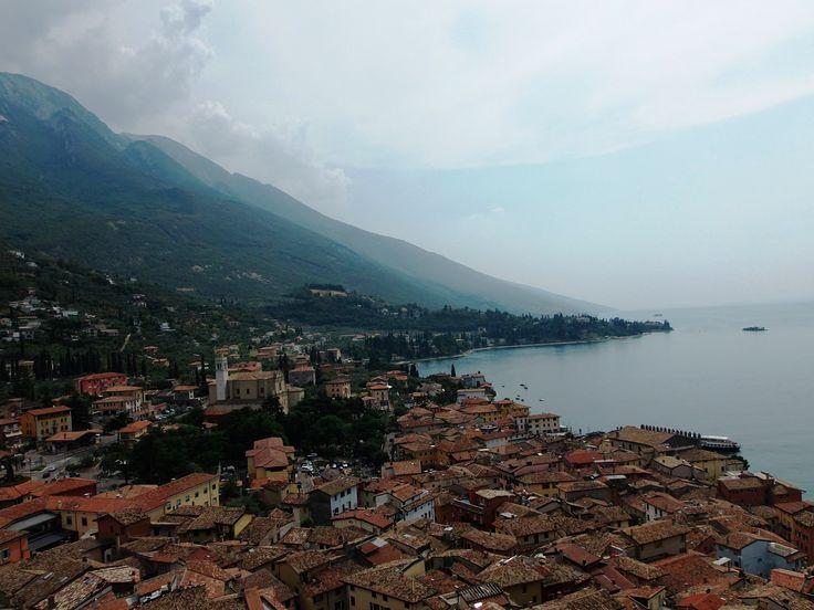Lago di Garda Malcesine Italy