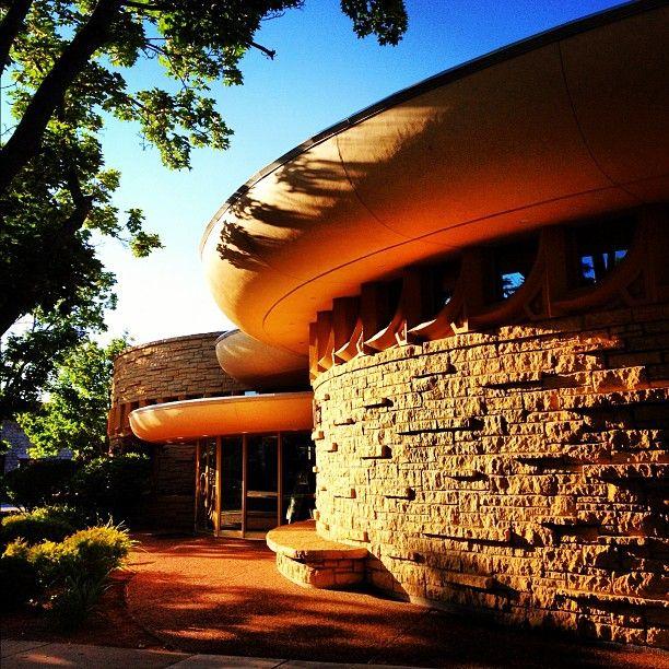 Beach House Springfield Il: 15 Best Frank Lloyd Wright Images On Pinterest