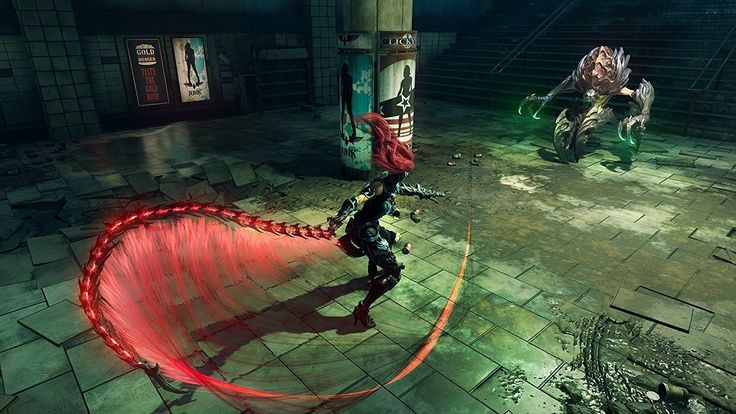 See the whiptastic first Darksiders III gameplay footage: Following the reveal trailer, IGN has shared 12 minutes of pre-alpha footage from…