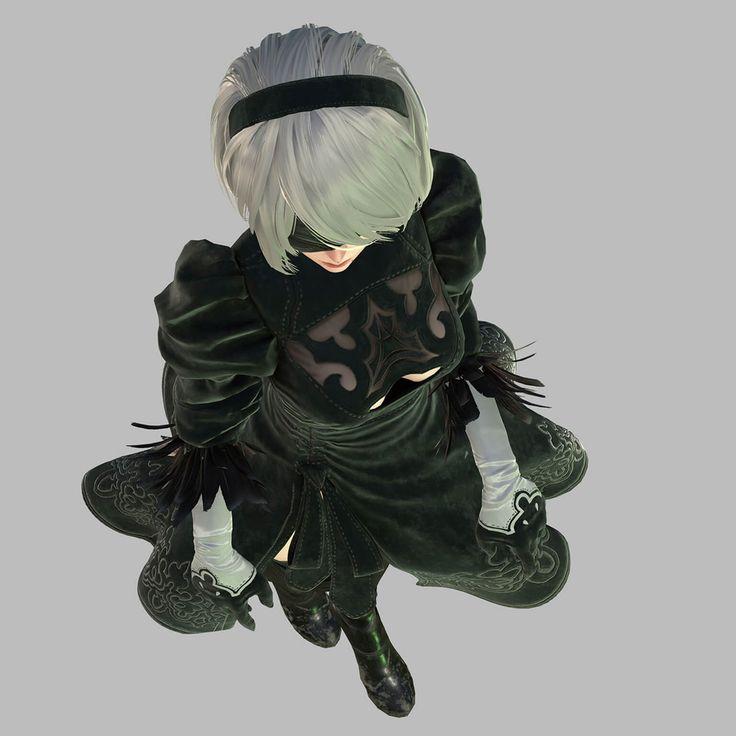 荒廃した世界にアンドロイドが舞う。プラチナゲームズが生み出す『NieR:Automata』の世界観 | 特集 | CGWORLD.jp
