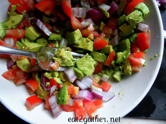 Greek Guac - from @Sheila Johnson