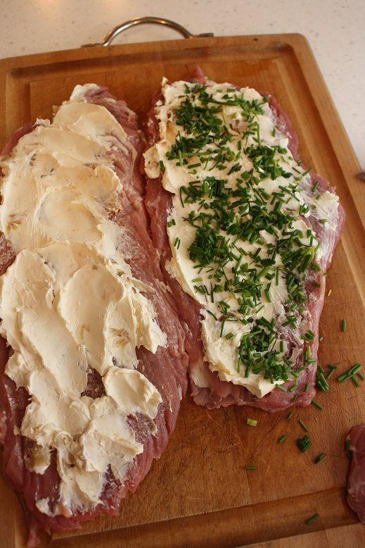 Bacon Wrapped, Stuffed Pork Tenderloins - 17