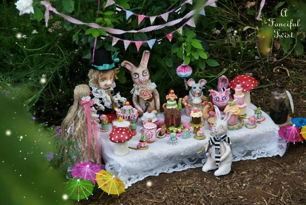 A Fanciful Twist: Mad Tea Party 2013!