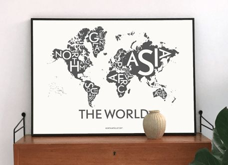 KORTKARTELLET LOVES THE WHOLE WORLD! DO YOU? AND WHAT'S YOUR FAVORITE PLACE?