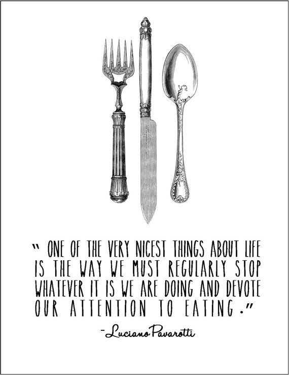 22 Best Food Quotes Images On Pinterest