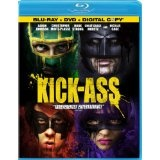 Kick-Ass (Three-Disc Blu-ray/DVD Combo + Digital Copy) (Blu-ray)By Nicolas Cage