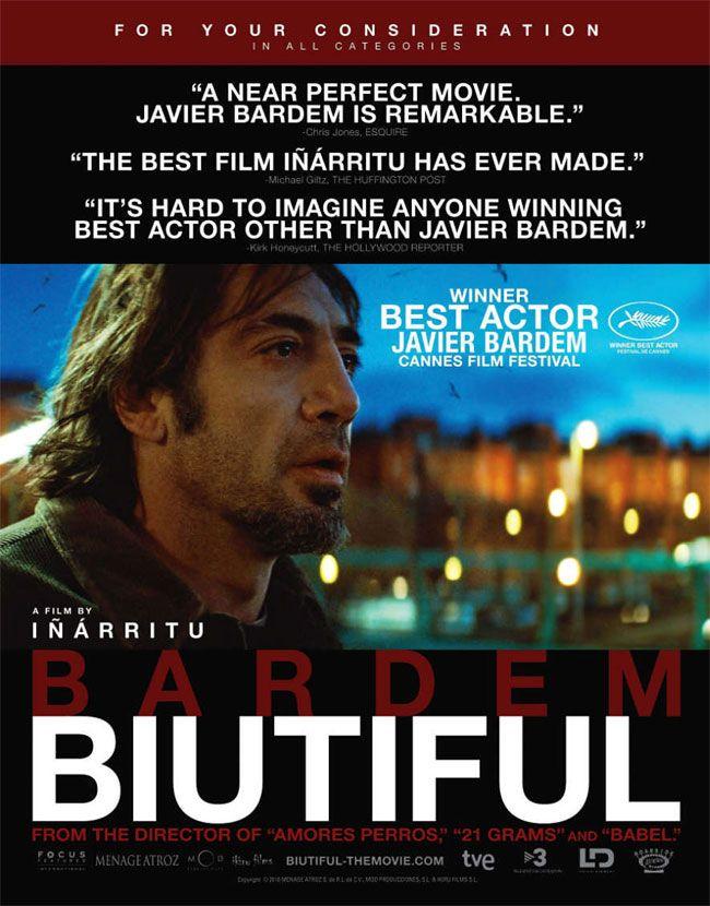 Biutiful - Alejandro González Iñárritu (2010) Mexico/Spain