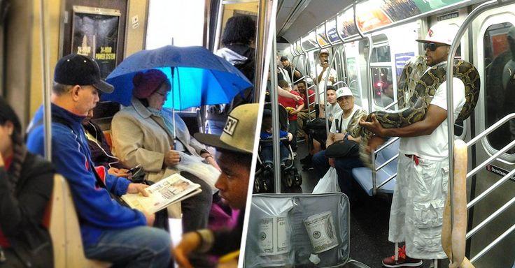 25 Personas a las que odiarás haberlas topado en el metro en hora pico. Estas serán las personas más odiosas que verás en el día. No querrás verlas vivas al final