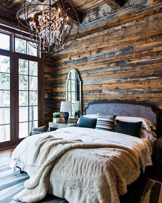 Best 25 Modern rustic bedrooms ideas on Pinterest Masculine