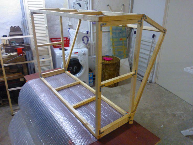 Fabrication d'une mini serre