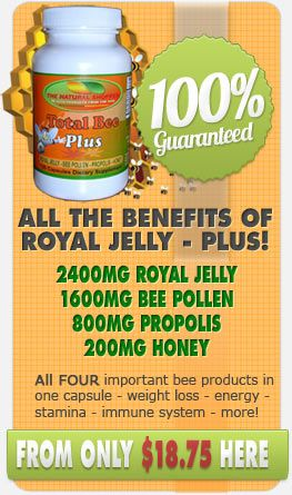 royal jelly benefits and information