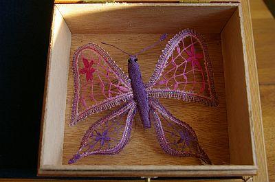 Patroon Vlinder nr. 2 2012
