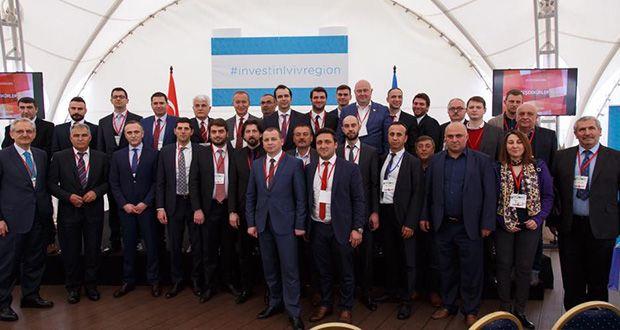Türkiye Ukrayna Lviv iş Formu, 27 - 28 Nisan da gerçekleşen Ukrayna Türkiye iş adamları formundan çı...