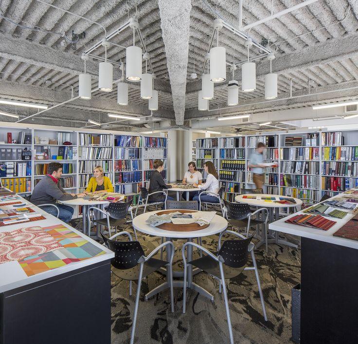 Lord Aeck Sargent Offices Atlanta Interior OfficeInterior DesignAtlanta GeorgiaStore DesignRetail