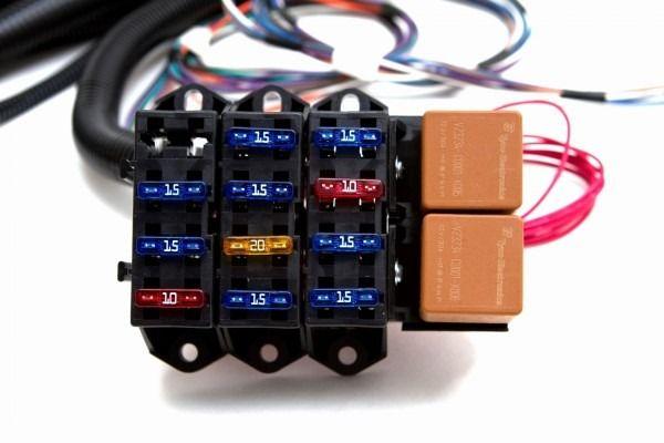 5 3 Swap Wiring Harness | Wire, Harness, SwapPinterest