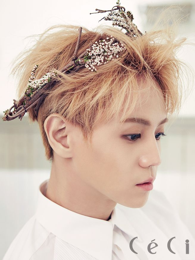BEAST Yo Seob - Ceci Magazine September Issue '15