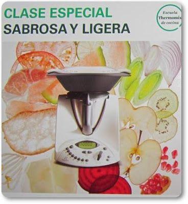 CLASE DE COCINA SABROSA Y LIGERA