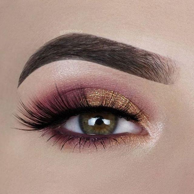 ¿Cómo maquillarte los ojos? Prueba estos tonos diferentes. #Ojos #Sombras #MakeUp
