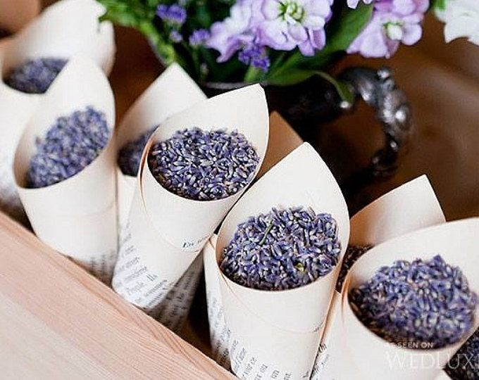 Lavender Wedding Toss, 1 pound