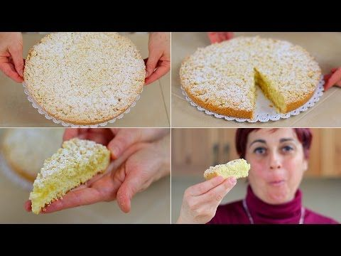 SBRICIOLATA DI MELE Ricetta Facile - Apple Crumble Pie Easy Recipe - YouTube