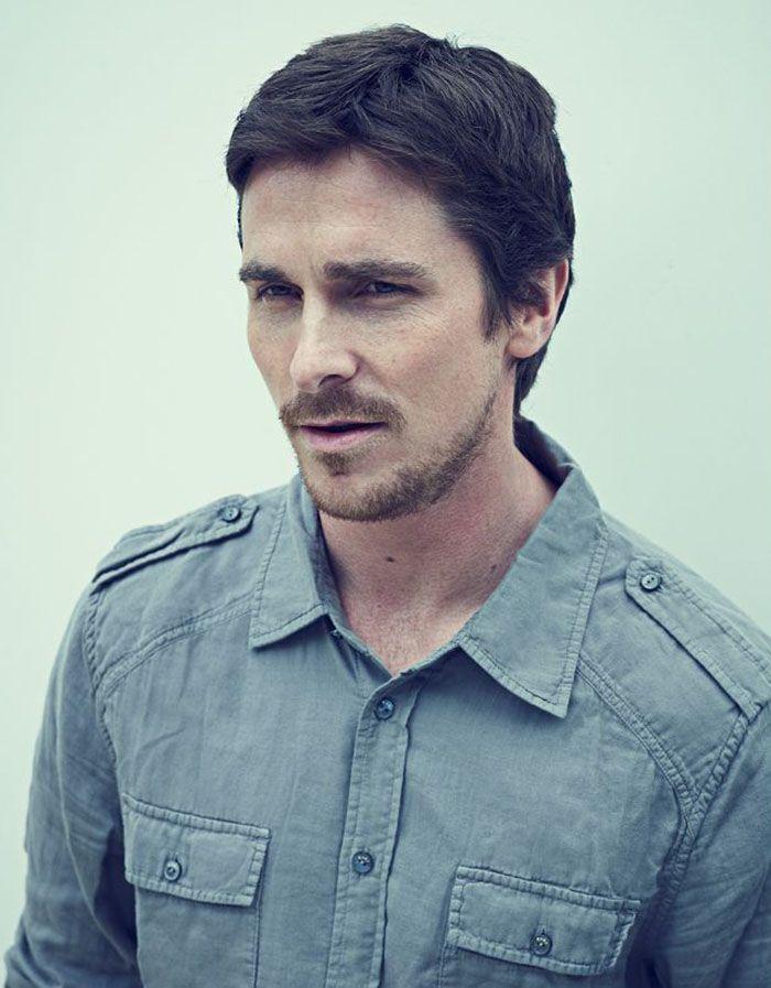 Christian Bale, por Robert Ascroft, 2008