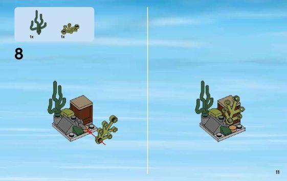 City - Deep Sea Starter Set [Lego 60091]
