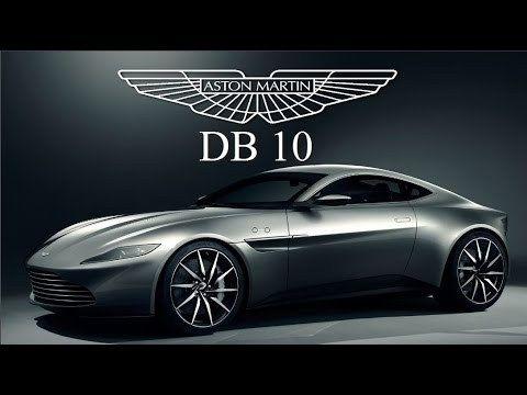 Aston Martin DB 10 - James Bond Spectre's only  https://pronewz.wordpress.com