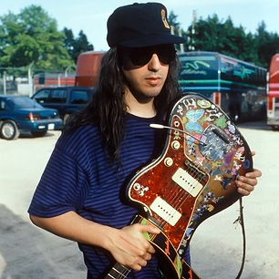 J Mascis #86   ~ Rolling Stones (Magazine) Greatest Guitarists